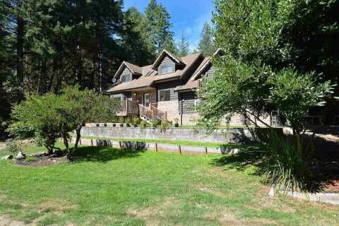 House for sale at 7474 Redrooffs Rd Halfmoon Bay British Columbia - MLS: R2494873