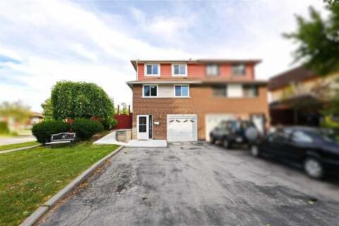 Townhouse for sale at 7479 Bybrook Dr Mississauga Ontario - MLS: W4922184