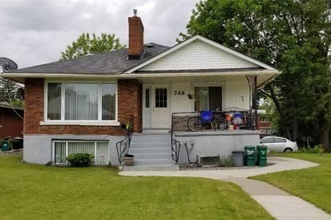 House for sale at 748 Ben St Ottawa Ontario - MLS: 1145297