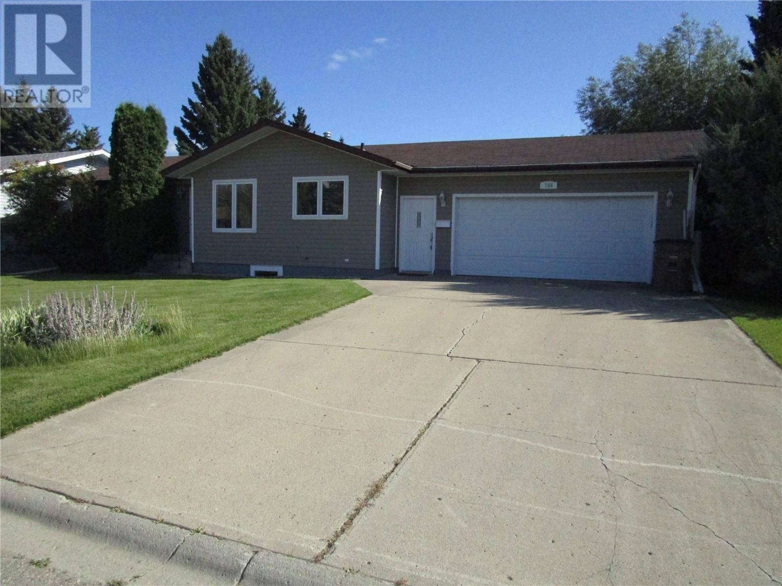 House for sale at 748 Golburn Cres Tisdale Saskatchewan - MLS: SK783173