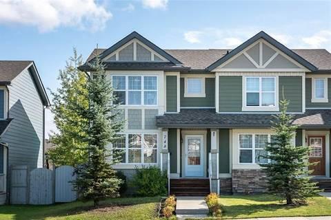 Townhouse for sale at 748 Panamount Blvd Northwest Calgary Alberta - MLS: C4287610