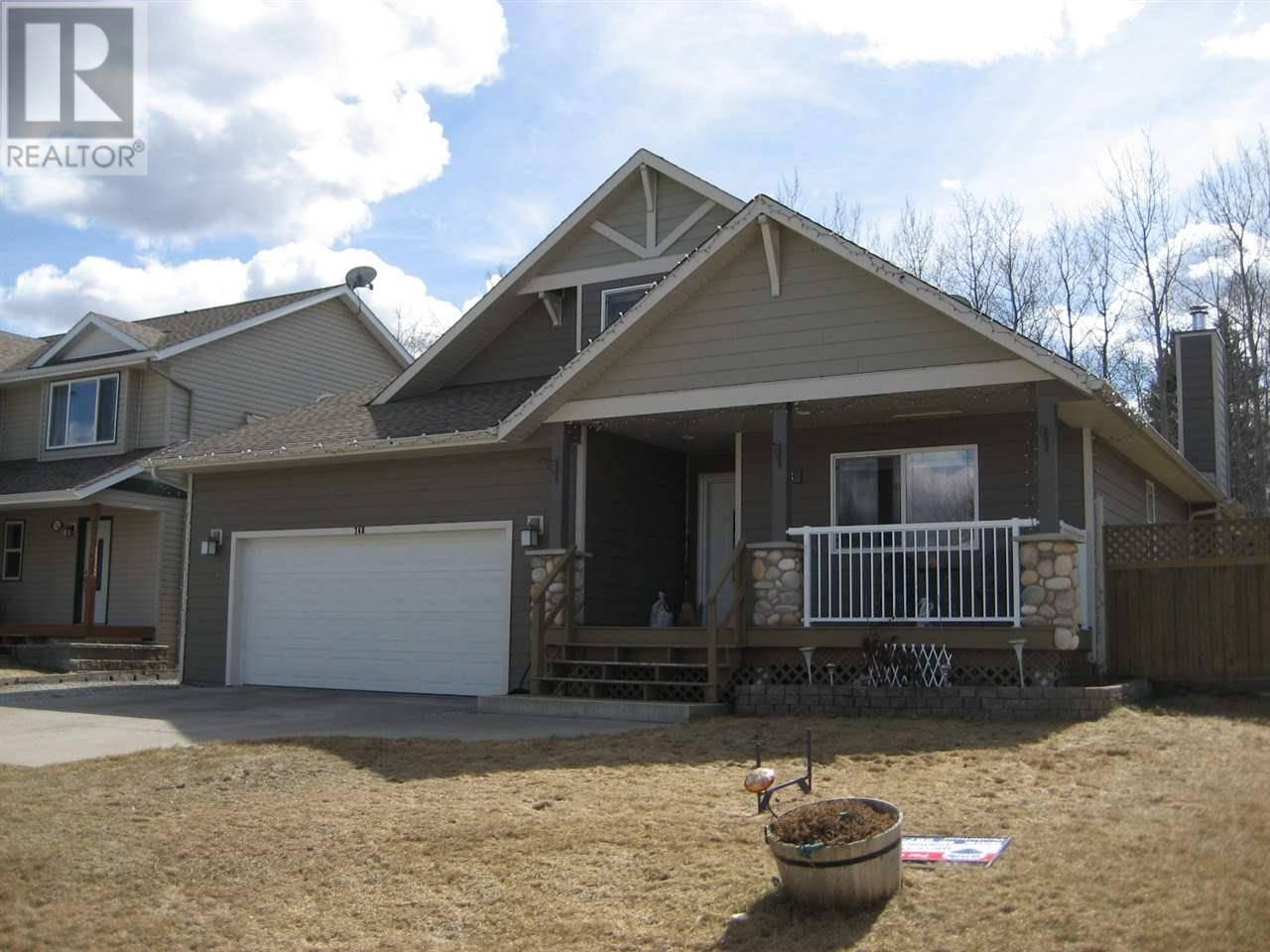 House for sale at 748 Sandy Beach Rd Vanderhoof British Columbia - MLS: R2434094