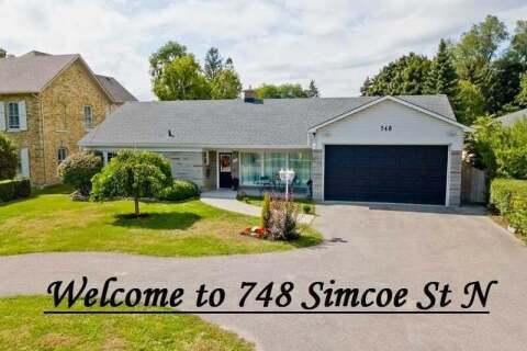 House for sale at 748 Simcoe St Oshawa Ontario - MLS: E4918358