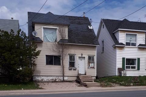 Townhouse for sale at 748 Wellington St.  East Sault Ste. Marie Ontario - MLS: SM125518