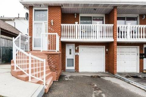 Townhouse for sale at 7483 Sigsbee Dr Mississauga Ontario - MLS: W4390561