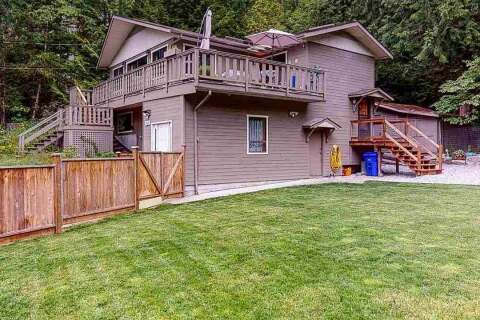 House for sale at 7484 Amber Rd Sechelt British Columbia - MLS: R2461819
