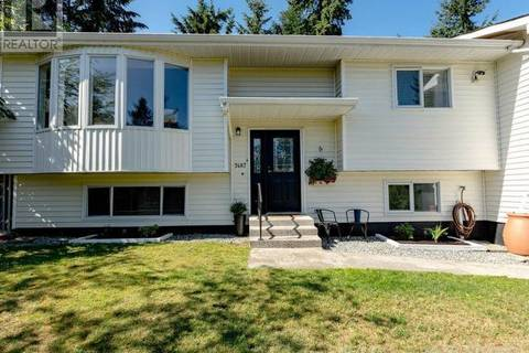 House for sale at 7487 Forest Turn Wy Lantzville British Columbia - MLS: 457161