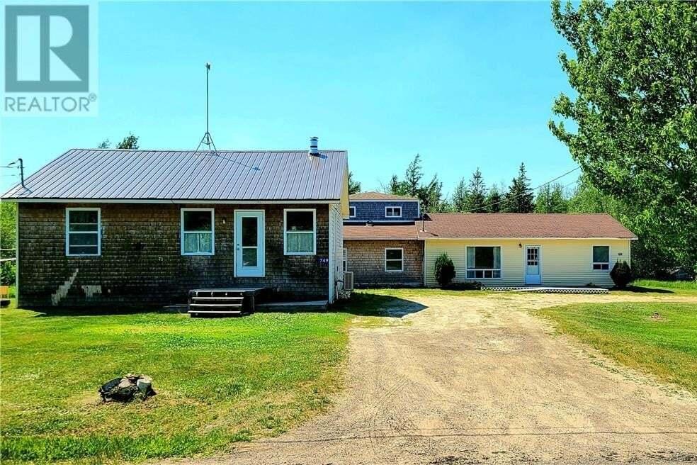 House for sale at 749 Aldouane Station Cross Rd St. Charles-de-kent New Brunswick - MLS: M129082