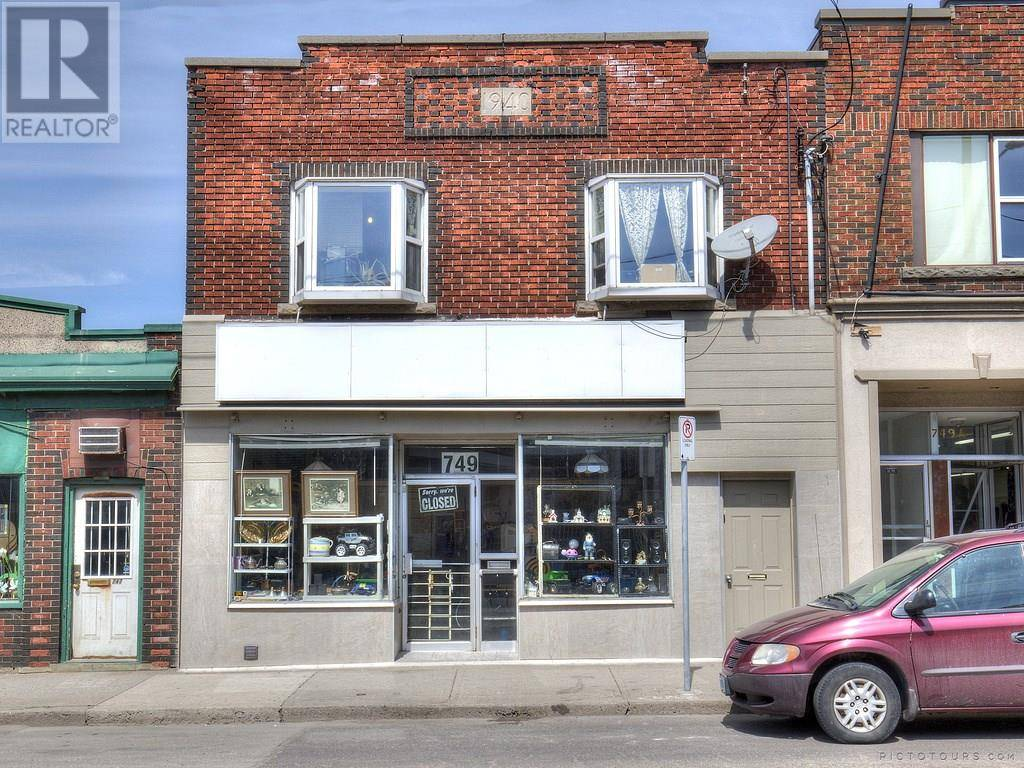 Residential property for sale at 749 Barton St East Hamilton Ontario - MLS: 30756254