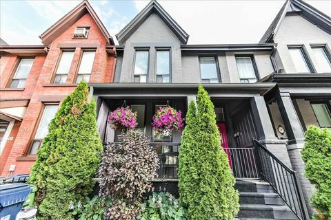 Townhouse for sale at 749 Gerrard St Toronto Ontario - MLS: E4518640