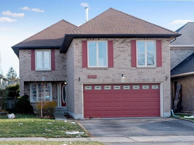 House for sale at 749 Hawkins Crescent Burlington Ontario - MLS: W4310003