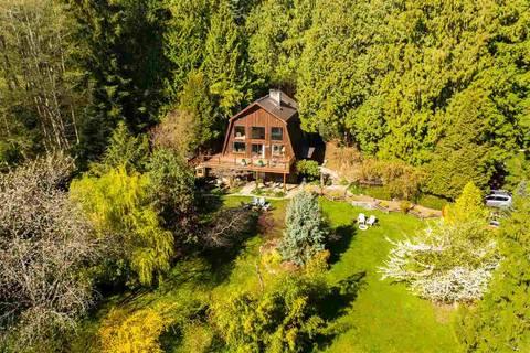 House for sale at 749 Leek Rd Roberts Creek British Columbia - MLS: R2328779