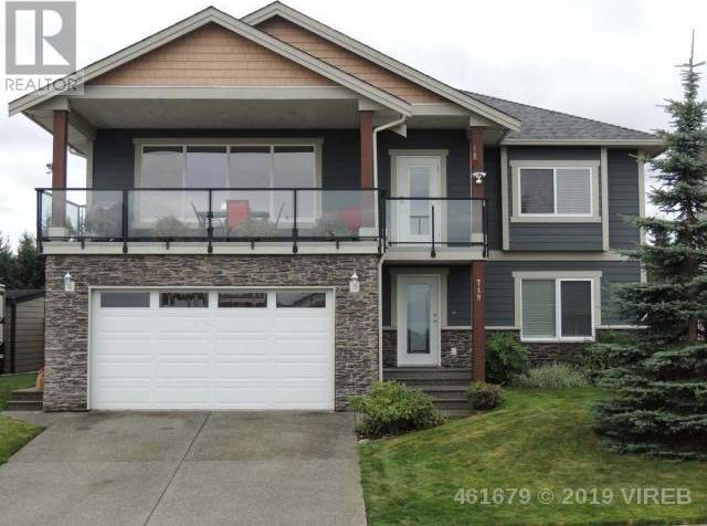 House for sale at 749 Timberline Dr Campbell River British Columbia - MLS: 461679