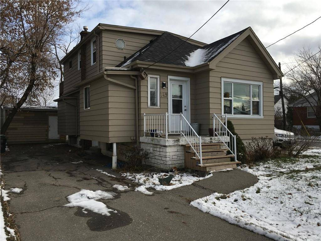 House for sale at 749 Upper Wellington St Hamilton Ontario - MLS: H4069161