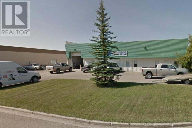 Commercial property for sale at 7498 49 Ave Red Deer Alberta - MLS: ca0185126