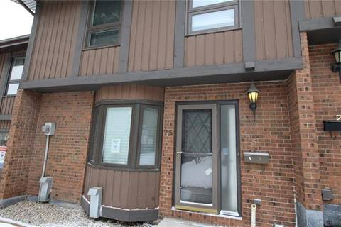 Townhouse for sale at 10940 Bonaventure Dr Southeast Unit 75 Calgary Alberta - MLS: C4293185