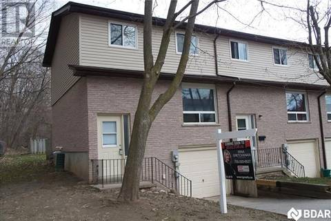 Townhouse for sale at 1095 Mississaga St West Unit 75 Orillia Ontario - MLS: 30731887