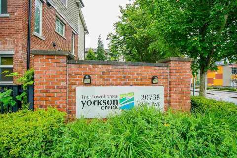 Townhouse for sale at 20738 84 Ave Unit 75 Langley British Columbia - MLS: R2465722