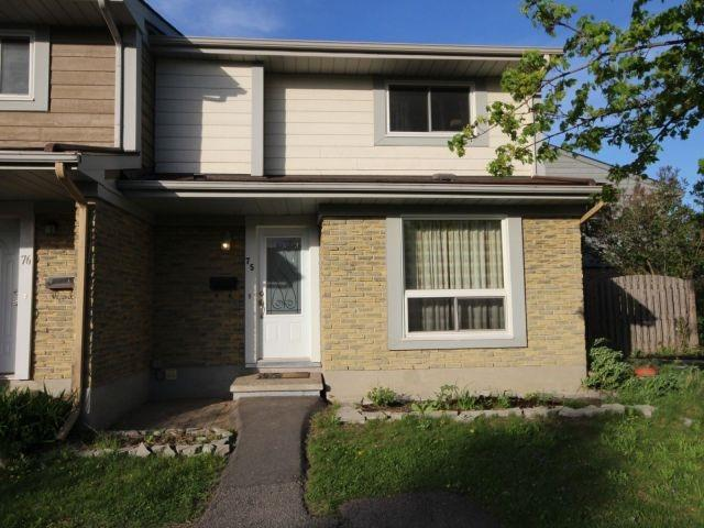 Sold: 75 - 2336 Orient Park Drive, Ottawa, ON