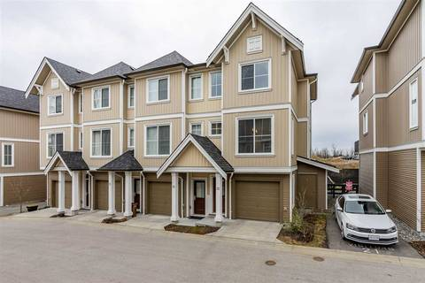 Townhouse for sale at 31032 Westridge Pl Unit 75 Abbotsford British Columbia - MLS: R2348697