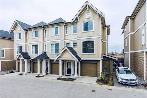 Townhouse for sale at 31032 Westridge Pl Unit 75 Abbotsford British Columbia - MLS: R2372822