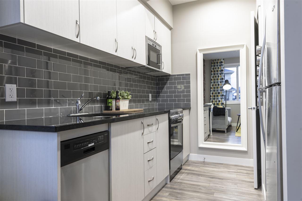 For Sale: 75 - 446 Allard Boulevard, Edmonton, AB | 1 Bed, 1 Bath Condo for $179,625. See 11 photos!