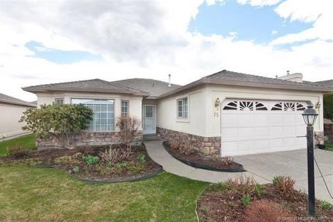 Townhouse for sale at 595 Yates Rd Unit 75 Kelowna British Columbia - MLS: 10180295