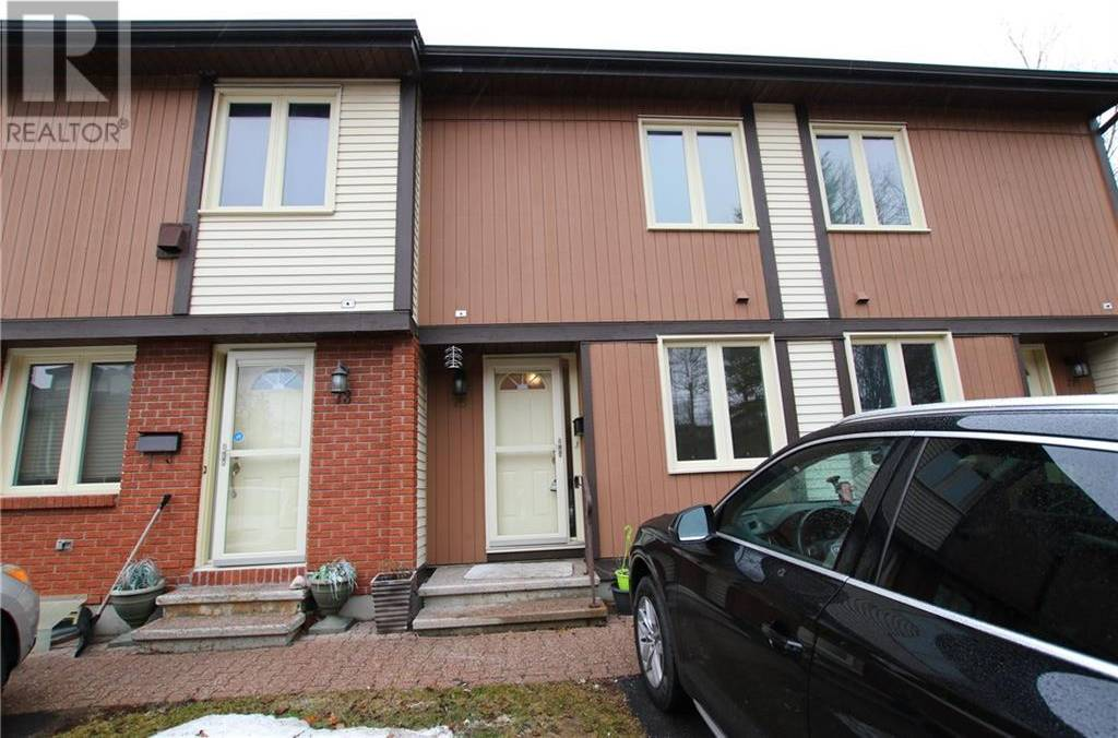 Townhouse for sale at 811 Connaught Ave Unit 75 Ottawa Ontario - MLS: 1187820