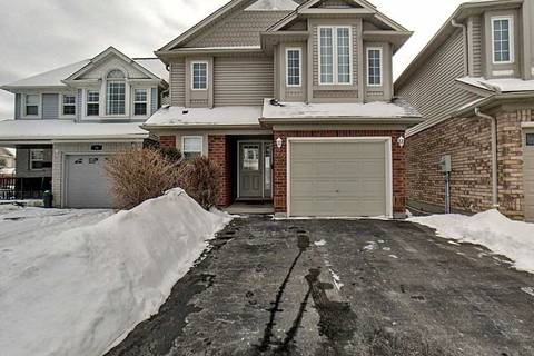 House for sale at 75 Apple Tree Dr Kitchener Ontario - MLS: X4691080