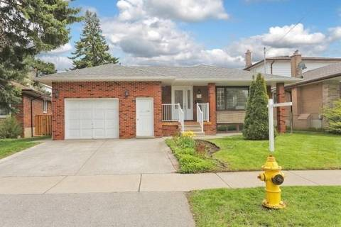 House for sale at 75 Applefield Dr Toronto Ontario - MLS: E4451417