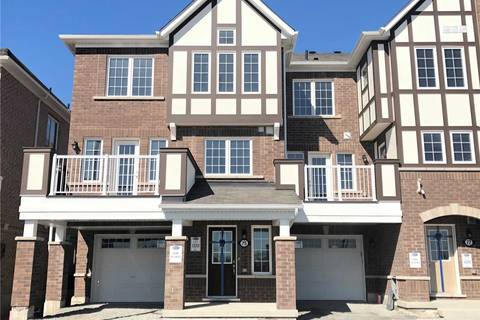 Townhouse for rent at 75 Bluegill Cres Whitby Ontario - MLS: E4713082