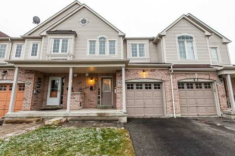 Townhouse for sale at 75 Bonello Cres Whitby Ontario - MLS: E4669148