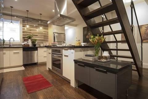 Townhouse for rent at 75 Boulton Ave Toronto Ontario - MLS: E4734980