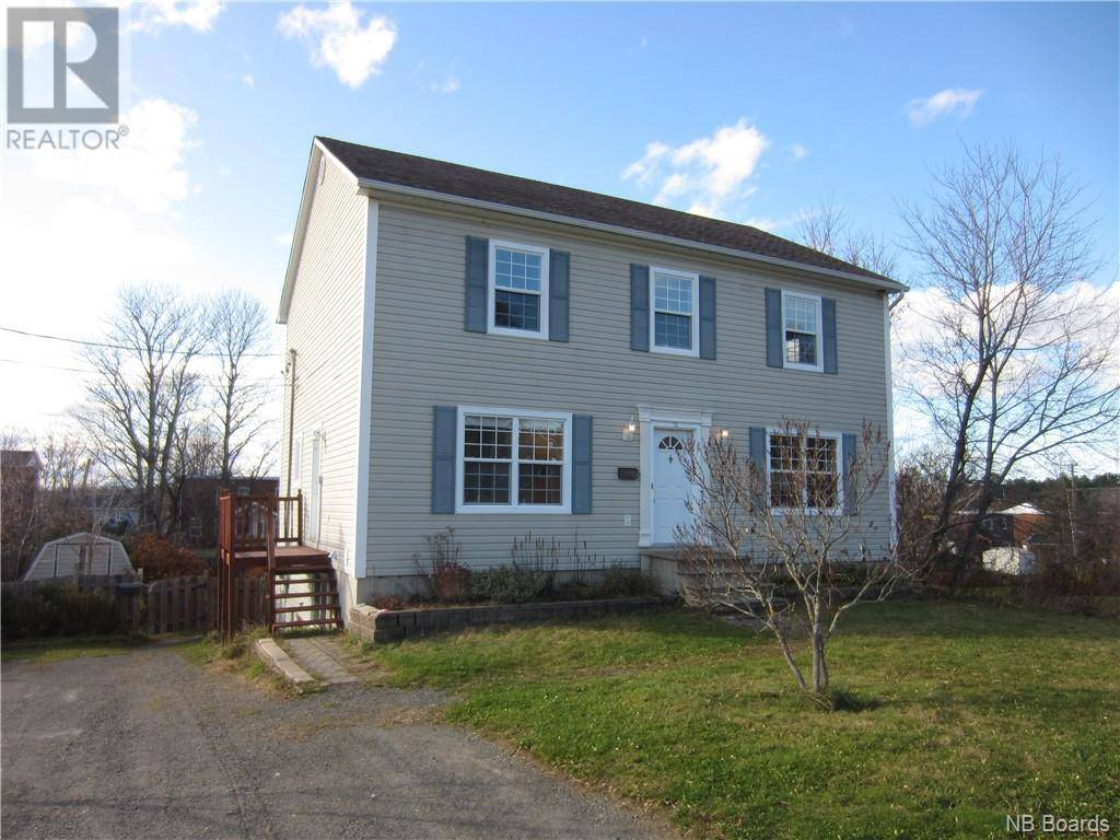 House for sale at 75 Bunker St Fredericton New Brunswick - MLS: NB036665
