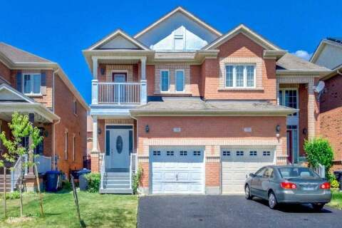 Townhouse for sale at 75 Calm Waters Cres Brampton Ontario - MLS: W4812070