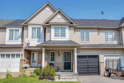 Townhouse for sale at 75 Cathedral Dr Whitby Ontario - MLS: E4553626