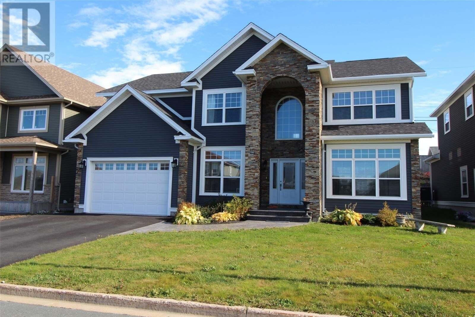 House for sale at 75 Cheyne Dr St. John's Newfoundland - MLS: 1216174