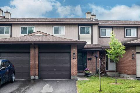 Townhouse for sale at 75 Clarkson Cres Ottawa Ontario - MLS: 1156824