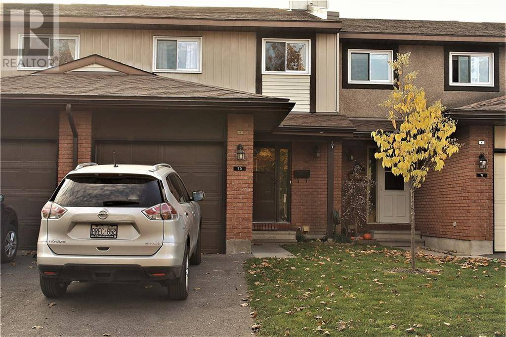 Townhouse for rent at 75 Clarkson Cres Ottawa Ontario - MLS: 1173169