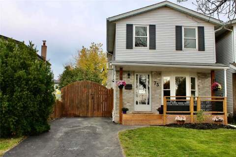 House for sale at 75 Danville Ave Halton Hills Ontario - MLS: W4950844
