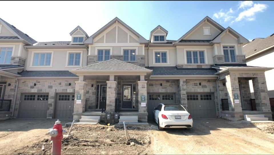 House for sale at 75 Doris Pawley Crescent Caledon Ontario - MLS: W4305799