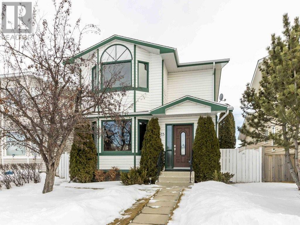 House for sale at 75 Elliot Cres Red Deer Alberta - MLS: ca0189421