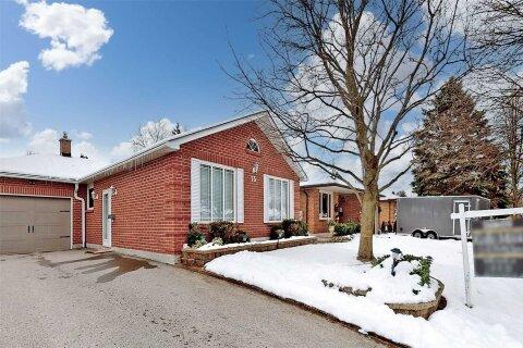House for sale at 75 Ewen Dr Uxbridge Ontario - MLS: N4999536