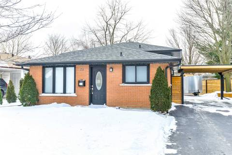House for sale at 75 Farr Cres Cambridge Ontario - MLS: X4368993
