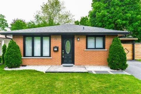 House for sale at 75 Farr Cres Cambridge Ontario - MLS: X4490972