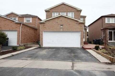 House for sale at 75 Faywood Dr Brampton Ontario - MLS: W4777524