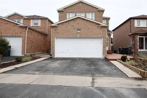 House for sale at 75 Faywood Dr Brampton Ontario - MLS: W4726262