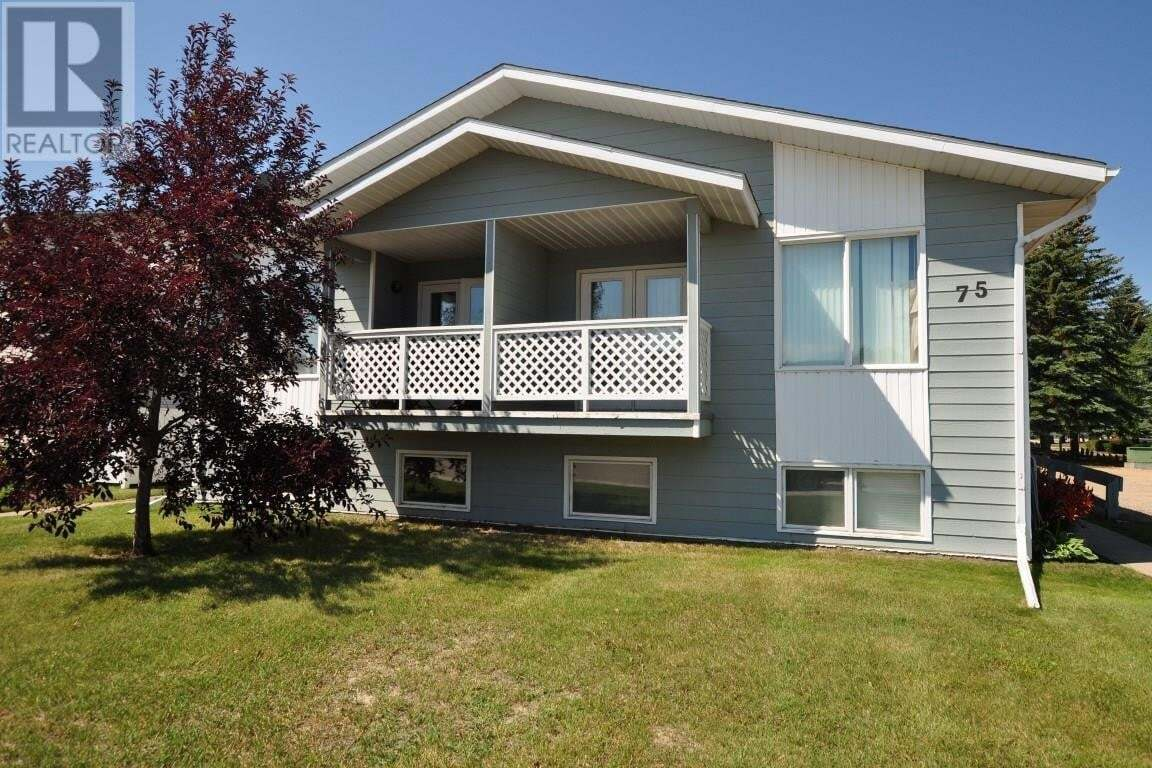 Townhouse for sale at 75 Fenson Cres Yorkton Saskatchewan - MLS: SK818887