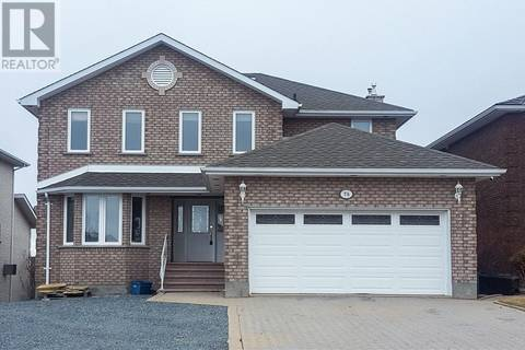 House for sale at 75 Forestdale Dr Sudbury Ontario - MLS: 2074420
