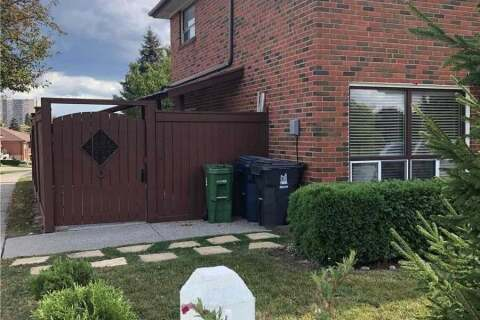 Townhouse for rent at 75 Frith Rd Toronto Ontario - MLS: W4959889